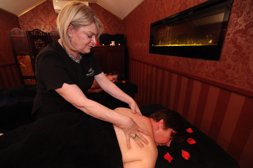 Enjoy a pampering session at your Mountain Whispers property