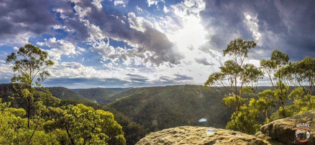 Martin's Lookout. Photo: Hilary Nathan Photography