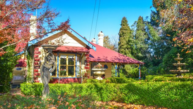 leura accommodation