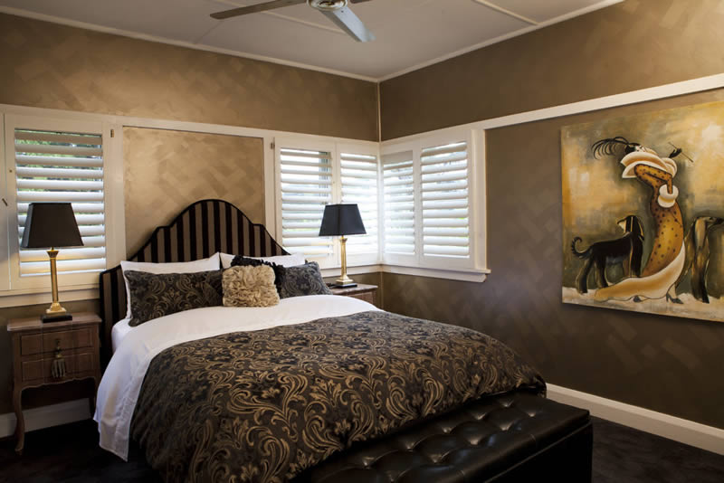 the-gatsby-katoomba-luxury bedroom